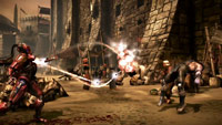 12 mkxkombatimages07t - 'Mortal Kombat X' DLC Gameplay Trailer Features New Playable Characters