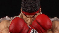 Street Fighter 5 collector's edition Ryu statue  out of 4 image gallery
