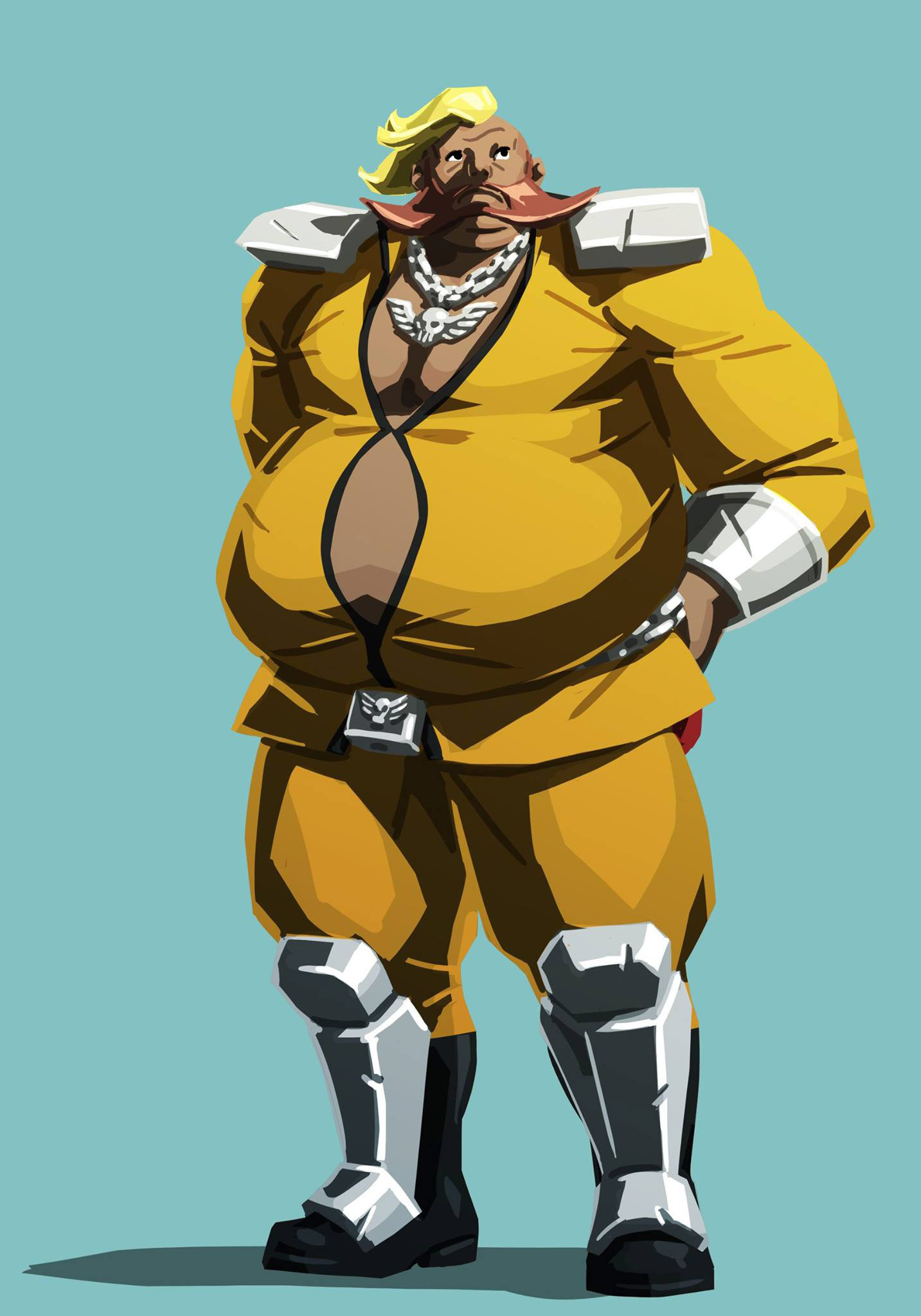 Street Fighter 5 story mode costume concept art 6 out of 13 image gallery