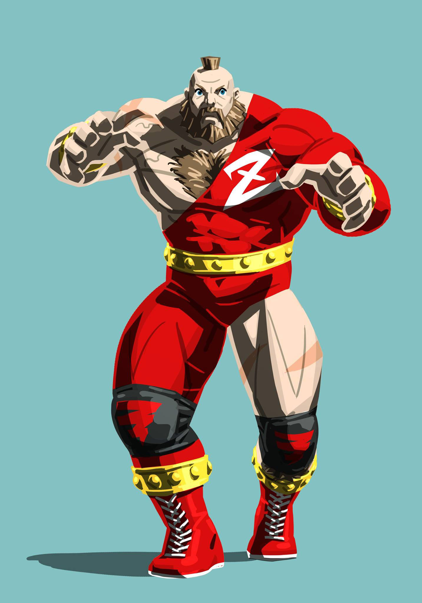 Street Fighter 5 story mode costume concept art 13 out of 13 image gallery