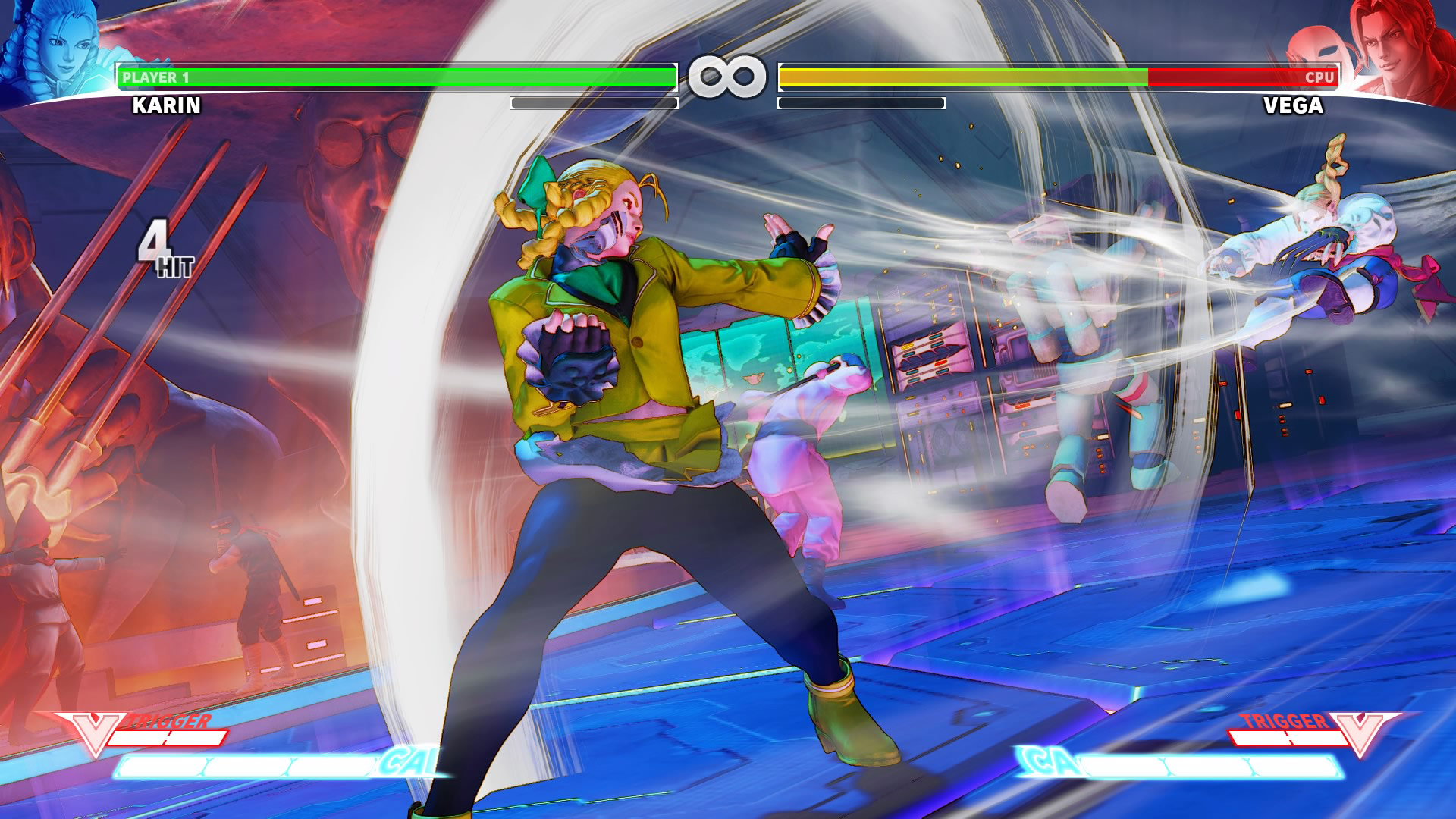 Street Fighter 5 review screenshots 1 out of 17 image gallery
