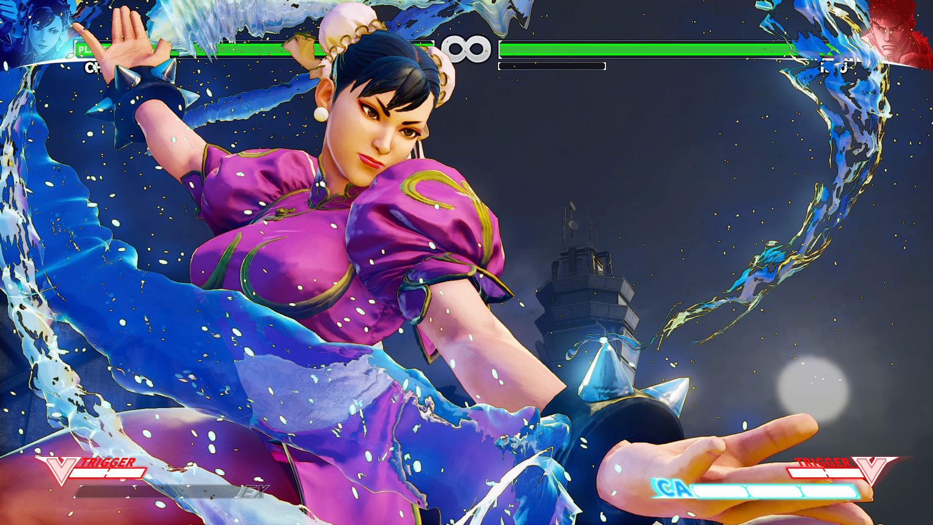 Street Fighter 5 review screenshots 2 out of 17 image gallery
