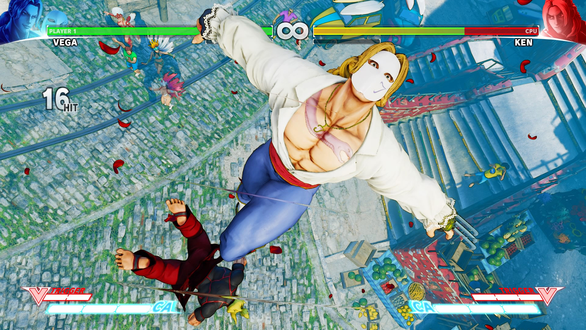 Street Fighter 5 review screenshots 3 out of 17 image gallery