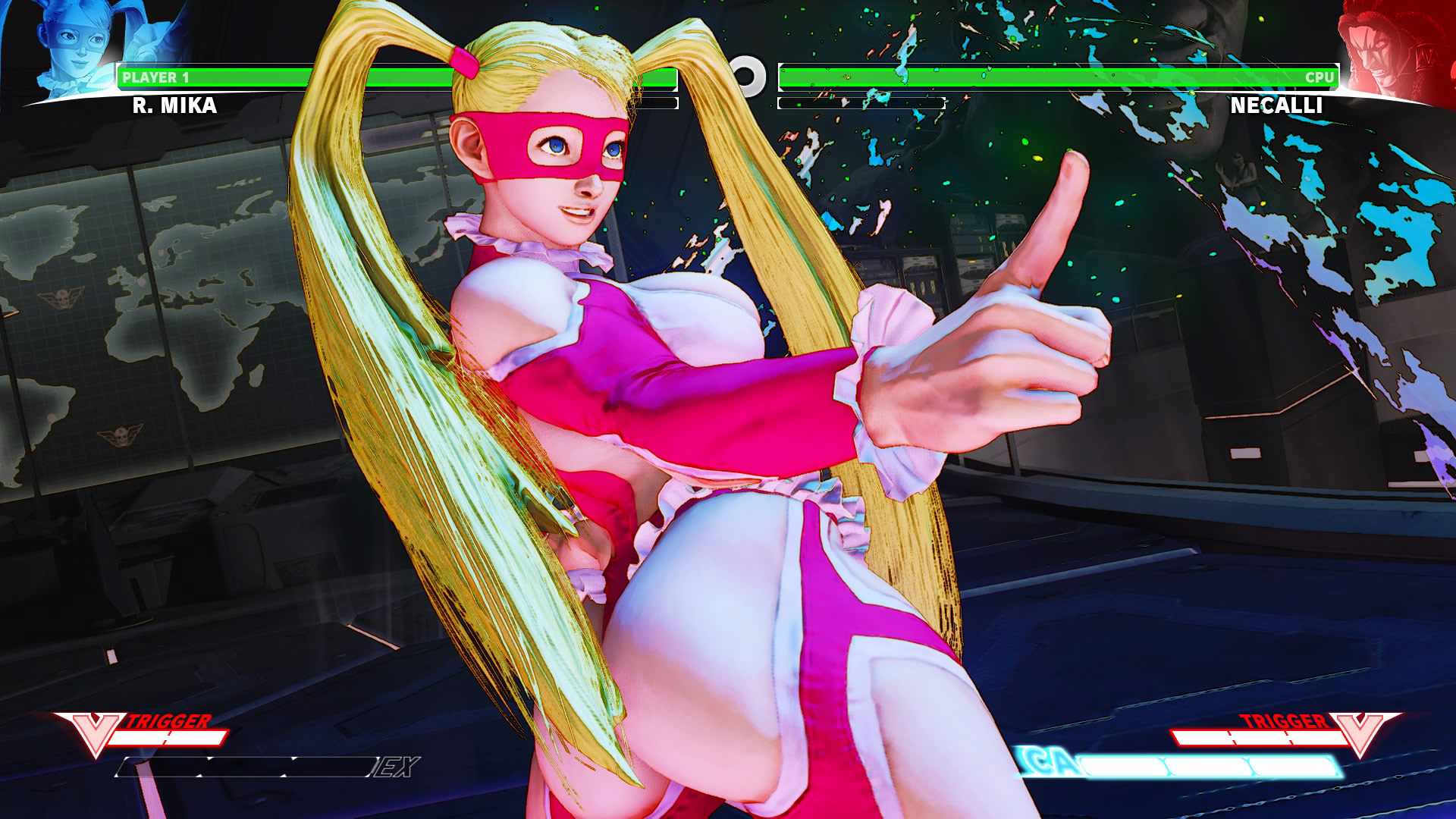 Street Fighter 5 review screenshots 4 out of 17 image gallery