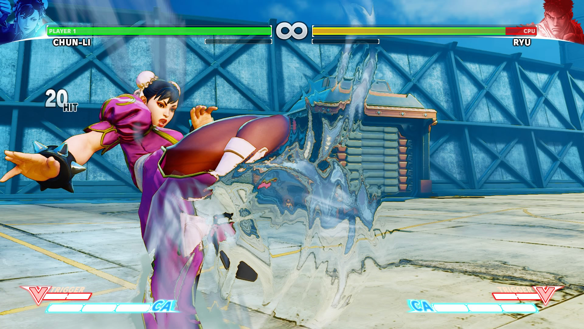Street Fighter 5 review screenshots 5 out of 17 image gallery