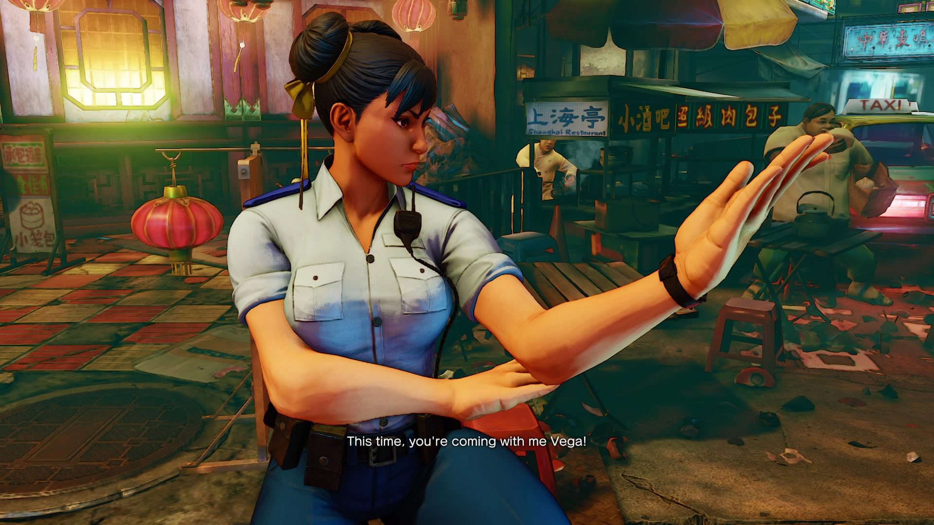 Street Fighter 5 review screenshots 7 out of 17 image gallery