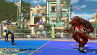 King of Dinosaurs and more revealed in King of Fighters 14 image #3