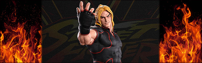 Pop Culture Shock S Street Fighter 5 Ken Statue Perfectly Capture S The Fiery Fighter S Personality And It S