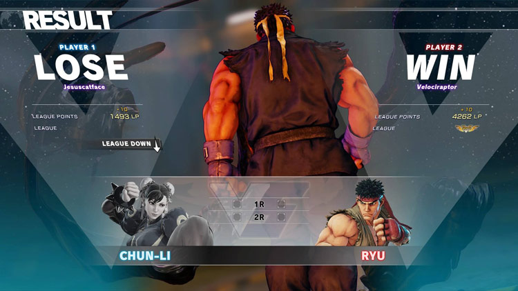 Image result for ranks sfv
