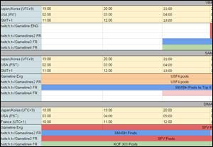 Cannes Winter Clash 2016 schedule image #2