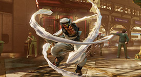 Koichi Sugiyama Street Fighter 5 story gallery image #3