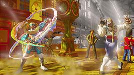 Koichi Sugiyama Street Fighter 5 story gallery image #4