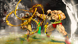 Koichi Sugiyama Street Fighter 5 story gallery image #6