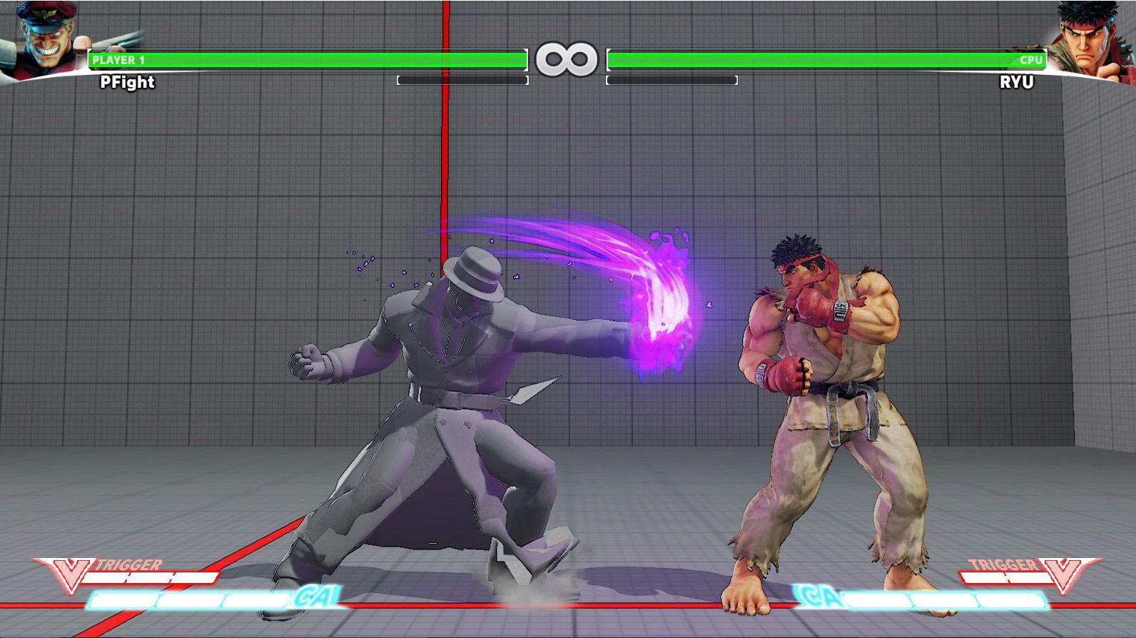 Q Street Fighter 4 Street Fighter 5 Q mod...