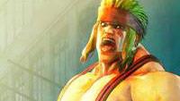 Alex in Street Fighter 5 image #1