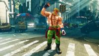 Alex in Street Fighter 5 image #6