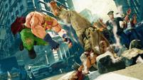 Alex in Street Fighter 5 image #9