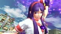 King of Fighters 14 Athena, Luong and Nelson Character Reveal image #2