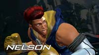 King of Fighters 14 Athena, Luong and Nelson Character Reveal image #5