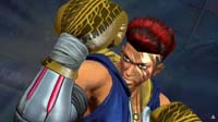 King of Fighters 14 Athena, Luong and Nelson Character Reveal image #6