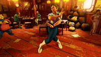 Street Fighter 5's March update image #1