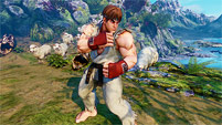 Street Fighter 5's March update image #2
