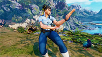 Street Fighter 5's March update image #3