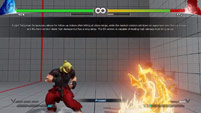 Street Fighter 5's March update image #8