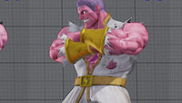 All colors for all current costumes in Street Fighter 5 image #15