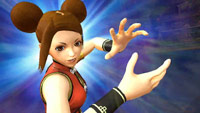 Mui Mui and Kukri King of Fighters 14 images image #2