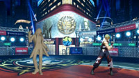 Mui Mui and Kukri King of Fighters 14 images image #8