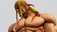 Classic Alex PC mod complete in SF5 image #18