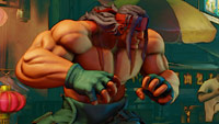 Classic Alex PC mod complete in SF5 image #19