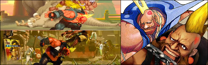 Street Fighter 5 S Birdie Most Closely Resembles His Alpha 2