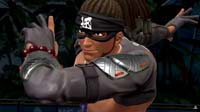 King of Fighters 14 Mai and Banderas trailer image #6
