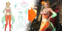 Dead or Alive 5 Last Round Halloween costume entries image #6