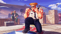 Guile in Street Fighter 5 image #10