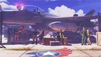 Guile in Street Fighter 5 image #15