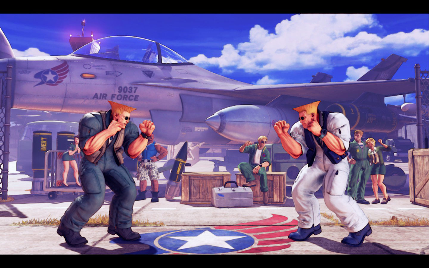 Guile costume colors 11 out of 15 image gallery