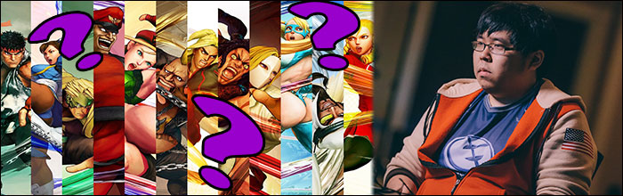 Justin Wong Shares His Current List Of Top Street Fighter 5 Characters