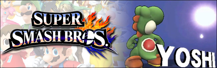 Yoshi has some of the best advanced techniques of any Super Smash