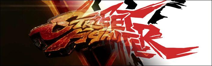 Wonder what Street Fighter 5's logos looked like before we