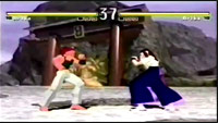 Street Fighter EX early build image #1