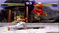 Street Fighter EX early build image #4