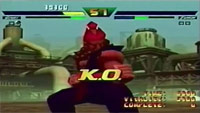 Street Fighter EX early build image #5