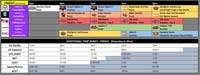 Combo Breaker 2016 Schedule image #1