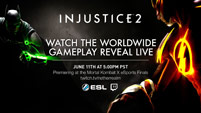 Injustice 2 gameplay reveal at ESL image #1