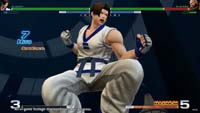 King of Fighters 14 Kim Team Trailer Images image #2
