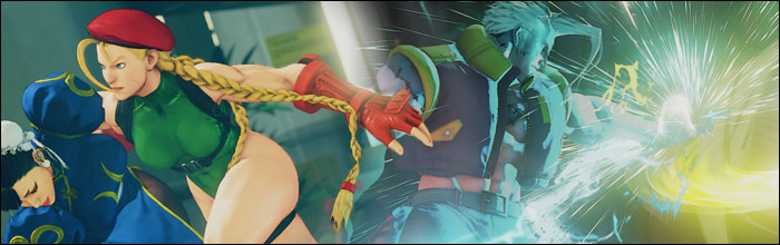 Cammy Saves Chun Li Ryu Falls At The Hands Of Necalli And More