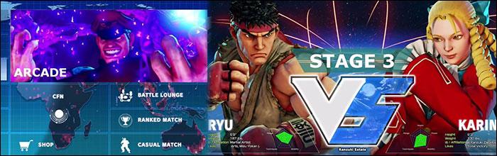[Street Fighter V] หรือจะมีจริง มีคนขุดเจอ Arcade Mode ของเกมถูกซ่อนเอาไว้?